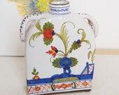 Faenza ceramic vase