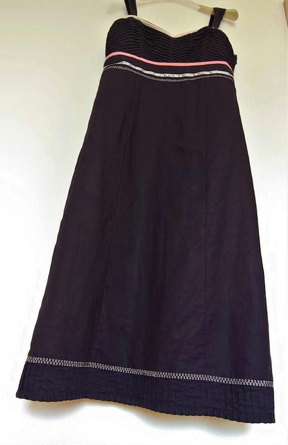 Elegant vintage dress - image 10