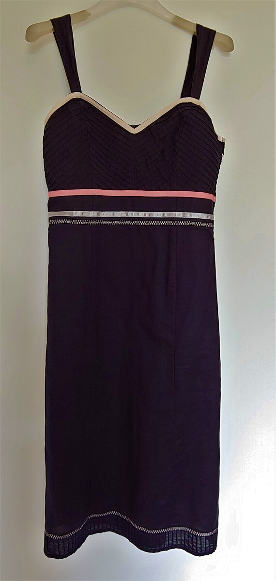 Elegant vintage dress - image 6