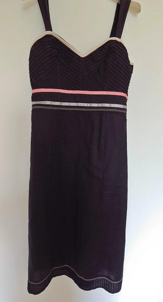 Elegant vintage dress - image 9