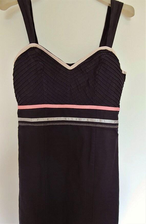 Elegant vintage dress - image 1