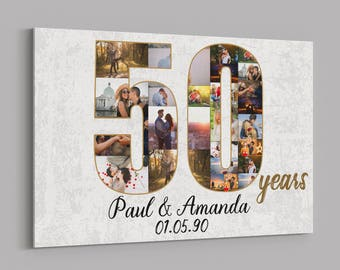 50 years married etsy