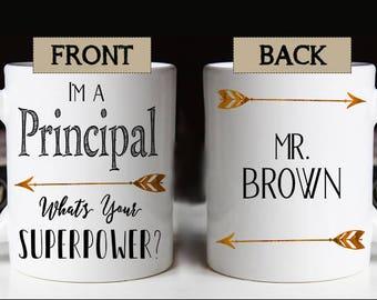 Principal Gift Etsy