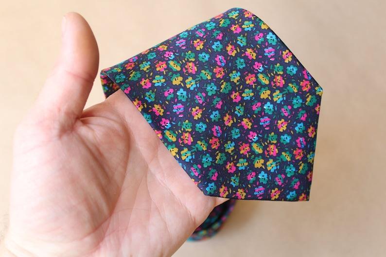 Vintage Necktie Wedding tie.Vintage mens tie.Mens gift.Vintage men/'s tie.Men/'s neck tie.100/% Silk.Abstract tie.Carnaval