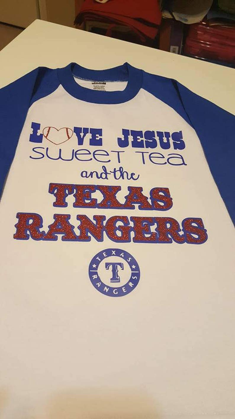 1e073b01 Texas Rangers Kids Shirt