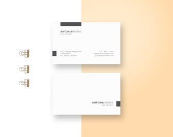 Simple business card etsy popular items for simple business card colourmoves