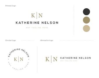 Branding Kit. Branding Set. Photography Logo. Custom Logo Design. Premade Logo. Logo Design. Branding Package. Business Branding. Logo Brand