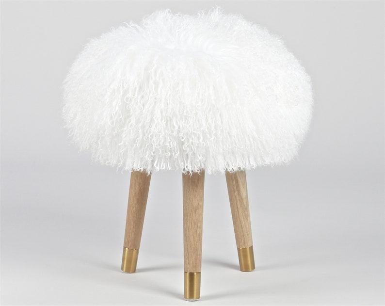 Bambini bambino sedia sgabello pelliccia pelliccia di etsy