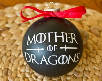 "Game of Thrones Ornament - 4"" Mother of Dragons"