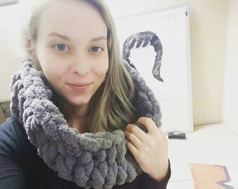 THE CLOUD! Scarf
