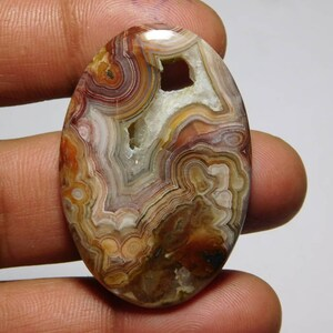 mm Well Polished Crazy Lace Agate loose stone 37Cts. AAA+ Crazy Lace Agate Cabochons Natural Crazy Lace Agate Loose Gemstone 33X24