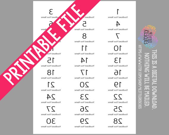 photograph regarding Printable Number Tags named Printable: Reputation Personalized Custom made Ahead Opposite Replicate Picture Labels Tags Stickers Quantities 1-1000 Fb Are living Revenue Avery 5160