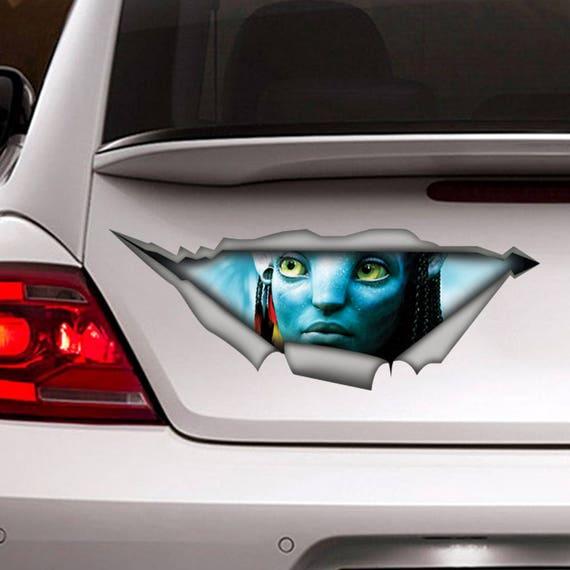 Avatar 3 2021: Avatar-Aufkleber Auto-Aufkleber Vinyl-Aufkleber