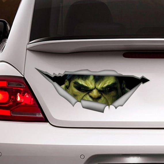 Decal Vinyl Sticker Hulk Car Decal Laptop