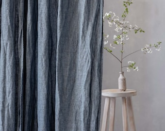 Linen home textiles made ethically in Europe  by LUMIOstudio
