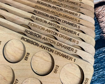 Robison-Anton Embroidery Thread Drawer Inserts