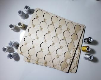 NEW***Yenmet Metallic Thread Drawer Inserts