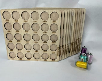 Glide Embroidery Thread Drawer Inserts
