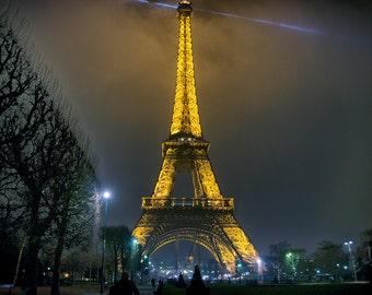 The Eiffel Tower, Paris, France, Europe, European Photography, Travel Photography, Fine Art Print, Home Decor