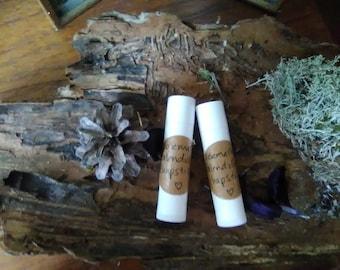 rosemary & calendula uplifting lip balm