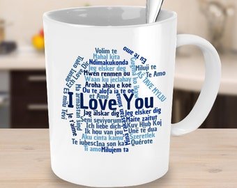 I Love You Sentimental Coffee Mug