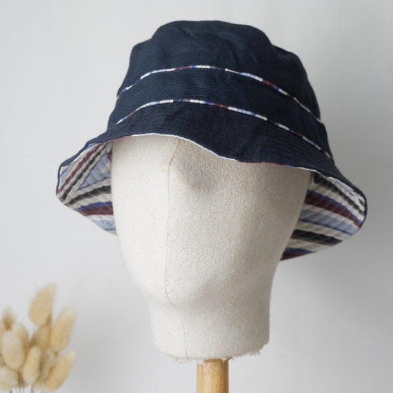 Vintage Hermes bucket hat made in France - image 3