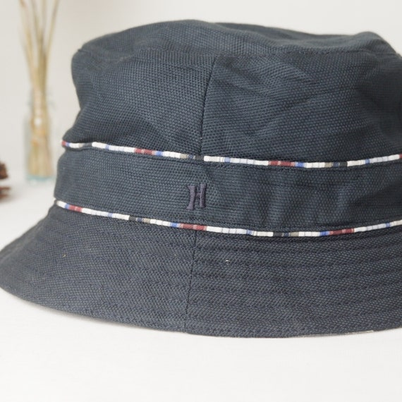 Vintage Hermes bucket hat made in France - image 9