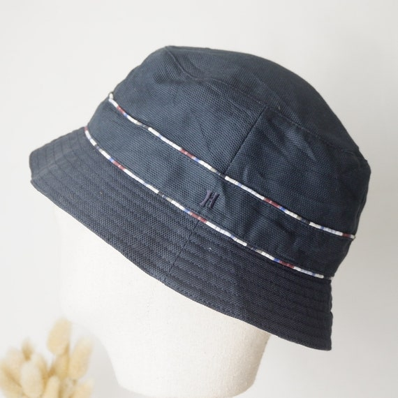 Vintage Hermes bucket hat made in France - image 4