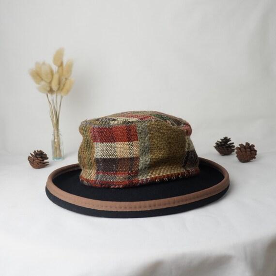 Vintage Marie Claire Paris bucket hat