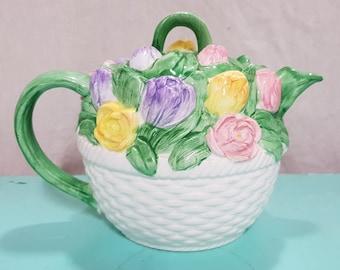 Mary Anne Baker Teapot
