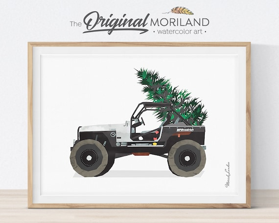 image 0 - Jeep Christmas Decorations