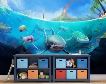 Underwater Wallpaper Etsy