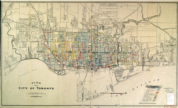 city map wallpaper, street wall mural, Toronto city map, Ontario city map,  world map wall mural, Toronto wallpaper, Ontario wallpaper