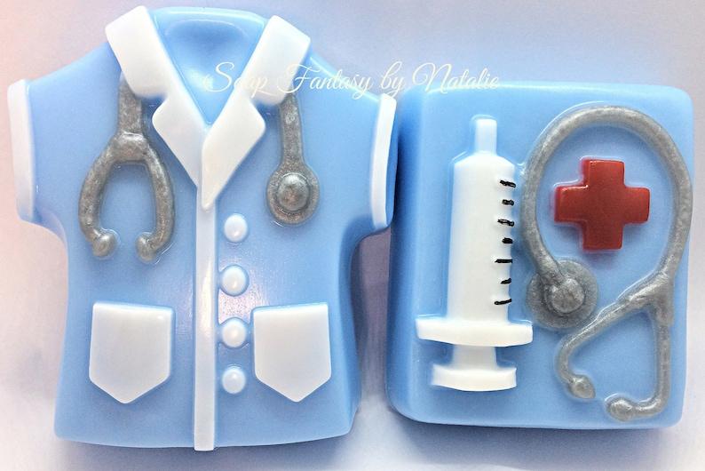 Medical Gift Soap-Medical School-Doctor Party-Doctor Gift-Doctor  Appreciation-Medical Party Favor-Medical School Graduation