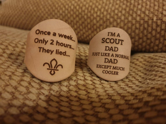 Leather Woggle Personalised In Full Colour
