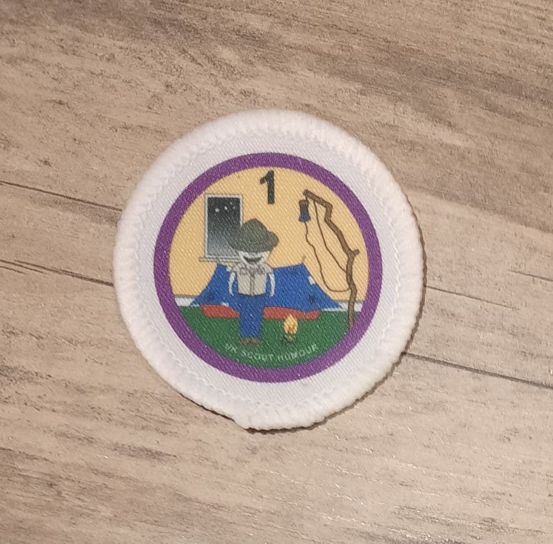 Personalised Cloth Badges Patches