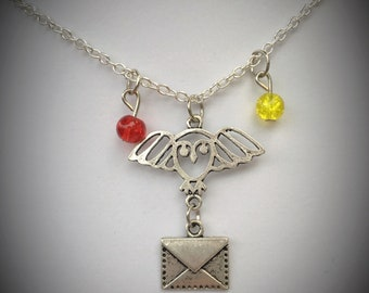 Wizard inspired necklace