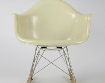 Eames Rocking Chair : Eames rocking chair etsy