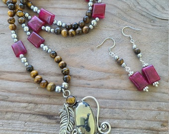 Rubys, Tiger's Eye, and Pyrite, Oh My!