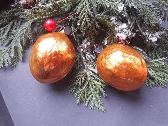 Vintage Christmas Decorations 1950s.Nuts Christmas Ornaments 1950s Christmas Antique Christmas Ornaments Christmas Decorations Vintage Christmas Retro Christmas Decorations