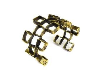 Bronze Fashion Jewelry Bracelet BRN2038