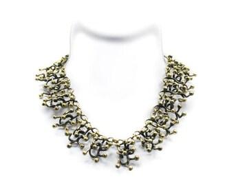 Bronze Fashion Jewelry Necklace BRN1003