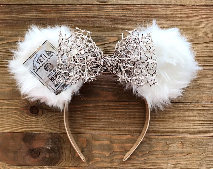 Expedition Everest Yeti Minnie Ears