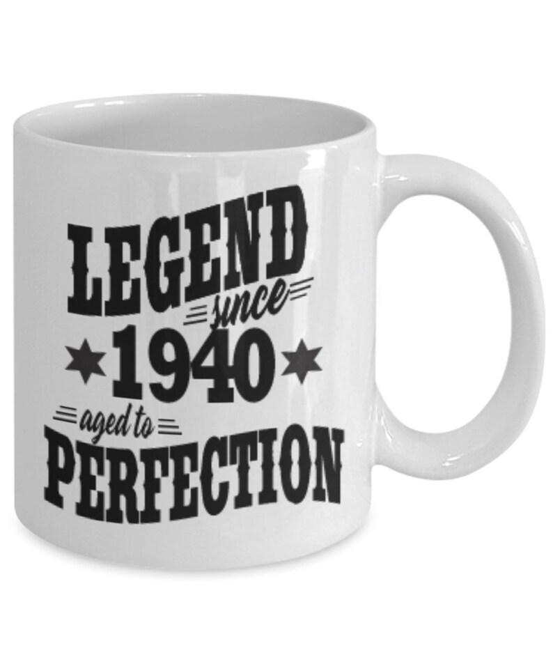 80. Geburtstagsgeschenk für Männer-Legende seit 1940