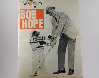 The World of Bob Hope Magazine Biography Playbook