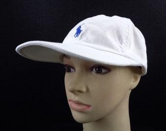 63d25308 Ralph Lauren Cap Vintage Polo Ralph Lauren Hat Vintage Polo Ralph Lauren  Vintage Logo Hat Cap