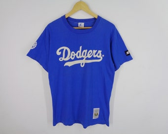 da11fd1ae Brooklyn Dodgers Shirt Vintage 90 s Los Angeles Dodgers Mlb Made In Usa Tee  T Shirt Made in Usa Men s Size M