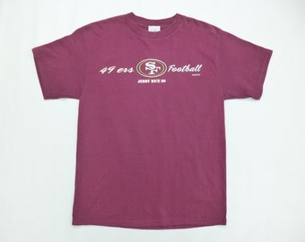5692a5874 San Francisco 49ers Shirt Vintage 90 s San Francisco 49ers Jerry Rise  The  Greatest NFL Player   Men s Size M