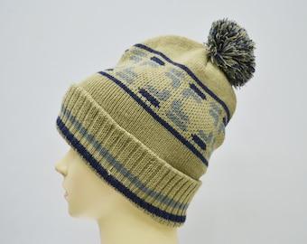 886160b9a31 Fila Beanie Fila Winter Hat Vintage 90 s Fila Snow Cap Fila Vintage Ski Cap