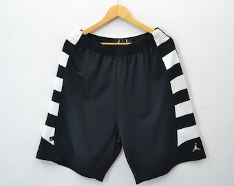 e75efe3a574f Jordan Pant Jordan Shorts Track Running Football Basketball Shorts Men s  Size L